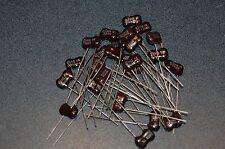 25 Sangamo silver mica capacitors 560pf (562) 1% 300 V Volt