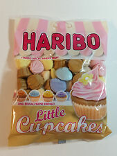 HARIBO -  LITTLE CUPCAKES  - CANDY WINE GUMS 6oz - 175g - MADE IN GERMANY -