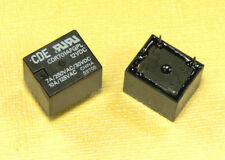 CDE 12V Coil 10 Amp Relay Rated at 125 VAC - Small / Light 12 V Relay