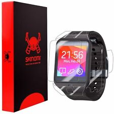 Skinomi Clear Front Screen+Back Skin For Samsung Galaxy Gear 2 NEO Watch