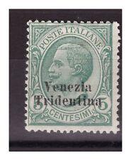 VENEZIA TRIDENTINA   1918 -   Cent. 5   NUOVO **