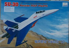 MINI HOBBY MODELS SU-30 RUSSIAN TEST PILOTS AU 1/48