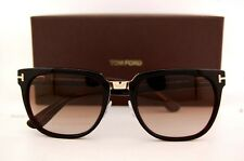 Brand New Tom Ford Sunglasses TF 0290 290 Rock 01F Black/Brown For Men