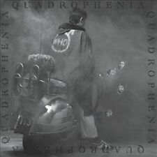 The WHO - QUADROPHENIA - SUPER-DELUXE - LIMITED EDITION, DIRECTOR'S CUT, 5disc +