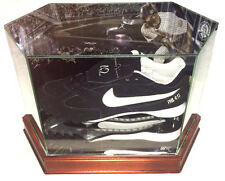 Mariano Rivera Yankees Signed 2013 Game Model Cleat Special Display Case Steiner