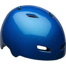 Bell Glossy Blue Adult Manifold Bike Helmet Complies w CPSC Safety Standard! NEW