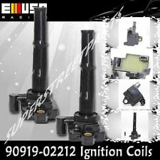 SET Ignition Coils for Toyota 96-00 4Runner/95-98 T100 3.4L V6 90919-02212 E589