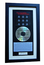 STIFF LITTLE FINGERS Inflammable Material CLASSIC Album FRAMED+FAST GLOBAL SHIP