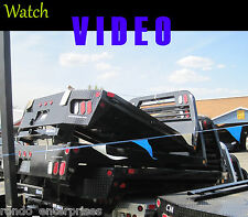 """CM flat bed RD2 7'L x 84""""W Replacment body Ford Short bed Truck 1510348"""