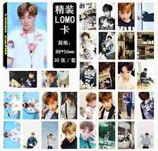 30pcs set Kpop infinite Kim SungGyu Personal Photo Picture Poster 2016 Lomo Card