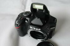 Nikon D3200 24.2MP Digital-SLR DSLR Camera (FullHD Camcorder) Body Only - BLACK