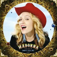 Don't Tell Me - Madonna (2001, CD Maxi Single NEUF)