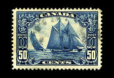 Framed Print - Canada Bluenose 50 Cent Stamp 1929 (Picture Poster Art Sail Ship)