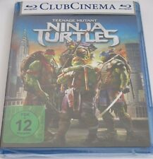 Teenage Mutant Ninja Turtles - Blu-ray/NEU/OVP/Action/Megan Fox