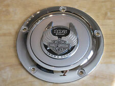 Harley Davidson 105th Anniversary 2008 Derby Cover RARE Touring Softail Dyna