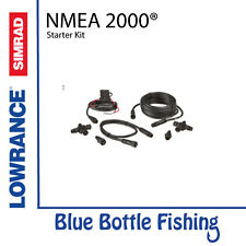 NMEA 2000 starter kit for Lowrance / SIMRAD