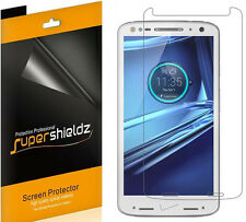 6X Supershieldz HD Clear Screen Protector Shield For Motorola Droid Turbo 2