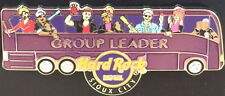 Hard Rock Hotel SIOUX CITY 2016 GROUP LEADER Tour Bus Exclusive PIN - HRC #93226