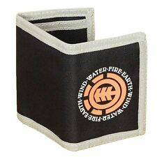 Element Trifold Wallet With Internal Pockets and Zipped Coin Section ~ Elementa
