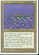 MAGIC THE GATHERING 4TH EDITION ARTIFACT BLUE MANA BATTERY