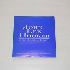 JOHN LEE HOOKER - DON'T LOOK BACK - SPAIN CD SINGLE PROMO COPY