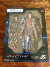 Square Enix: Metal Gear Solid V - Revolver Ocelot Play Arts Kai Action Figure