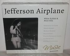 CD JEFFERSON AIRPLANE - WHITE RABBIT AND MORE HITS - NUOVO - NEW