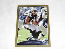 2009 Topps PHILIP RIVERS #127 Gold Bordered/2009 San Diego CHARGERS NC State