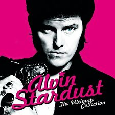 Alvin Stardust Ultimate Collection CD NEW SEALED My Coo Ca Choo/Jealous Mind+