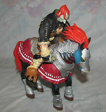 Legend of Zelda Ganondorf figure with horse Toy Biz 2000