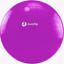 BodyRip ROSE EXERCICE GYM YOGA SWISS ballon 65cm GYM FITNESS AB ABDOMINAL TEINT