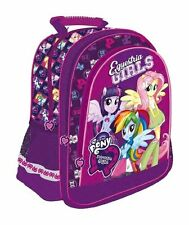 Equestria Girls My Little Pony-Officlal Licensed -Backpack-Rucksack- School Bag