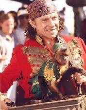Harvey Keitel Monkey Trouble Hand Signed 8x10 Autographed Photo COA Proof