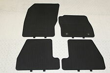 NEW GENUINE FORD FOCUS 2011-2014 FRONT/REAR RUBBER MATS SET