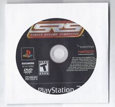 SRS: Street Racing Syndicate (Sony PlayStation 2, 2004)