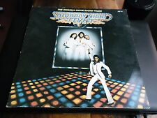 DOUBLE 33 TOURS / 2 LP--BOF/OST--SATURDAY NIGHT FEVER--THE BEE GEES
