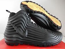 NIKE LUNARDOME 1 SNEAKERBOOT BLACK-BLACK-DARK GREY SZ 13 [654867-090]
