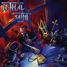 "LETHAL SAINT- WW III a war for ""peace"" POWER METAL ala ENFORCER/AIR RAID"