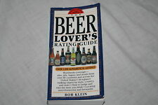 The Beer Lover's Rating Guide : Revised and Updated by Bob Klein (2000, Paper...