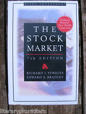 THE STOCK MARKET BY RICHARD TEWELES EDWARD BRADLEY 7TH EDITION INVESTMENT SHARES