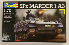 Revell 1/72 SPz Marder 1 A3 Model Kit 3113