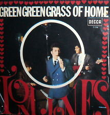"""TOM JONES GREEN GREEN GRASS OF HOME 7"""" IF I HAD YOU RARE 1967 ITALY BEAT"""