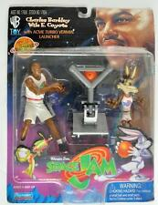 PLAYMATES WARNER BORTHERS SPACE JAM CHARLES BARKLEY WILE E. COYOTE ACTION FIGURE