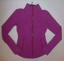 LULULEMON DEFINE JACKET PINK YOGA RUNNING WORKOUT HIKING TO AND FROM DANCE sz 4