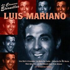 Luis Mariano CD Les Chansons Eternelles Galaxy Music