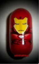 Marvel Universe Mighty Beanz 61 Iron Man Bean 2010 Avengers Captain America NEW