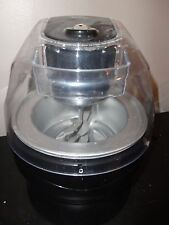 RIVAL MODEL # GC9155 GEL CANISTER 1-1/2 QT 2 PIECE ELECTRIC ICE CREAM MAKER