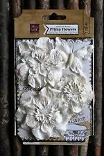 Prima troika Flowers And Butterfly - Ivory
