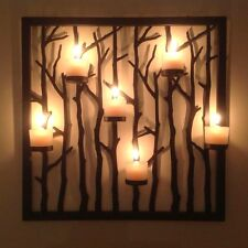 PartyLite® Woodland Candle Stand with Sconces 6 Candle Holders