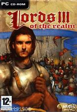 JEU PC CD ROM../.....LORDS OF THE REALM  3......